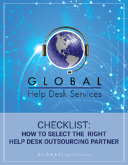 GHDSI Checklist Cover